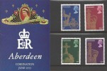 1978, 25th Anniversary of the Queen's Coronation in 1953, Aberdeen Presentation Pack
