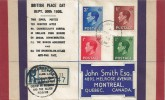 1938, Peace Day Commemorative Cover, Higher Broughton Salford Lancs cds