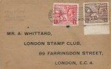 1925, British Empire Exhibition Wembley, Plain Cover, FDC, Empire Exhibition Wembley 1925 Slogan