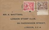 1925, British Empire Exhibition Wembley, Plain Cover, FDC, Empire Exhibition Wembley 1925 Slogan