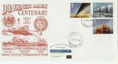 1983 Engineering RH&D Railway FDC