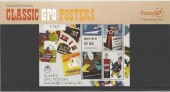2016, Classic GPO Posters Spring Stampex Overprint M/S, Presentation Pack