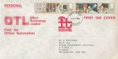 1982, Information Technology, OTL Office Technology Limited FDC, Manchester FDI