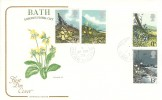 1979 British Flowers, Cotswold FDC, Balcombe Haywards Heath West Sussex cds