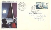 1967, Sir Francis Chichester, GPO FDC, House of Commons SW1 cds.
