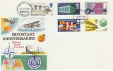1969 Notable Anniversaries Hounslow First Day of Issue FDC