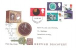 1967 British Discoveries, Illustrated FDC, London WC FDI