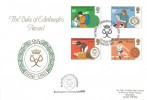 1981 Duke of Edinburgh Awards, Cotswold Official London SW1 FDC, The Duke of Edinburgh's Awards 1956-1981 London SW1 H/S