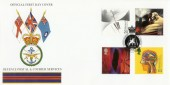 1999 Inventors' Tale Tri-Forces Official FDC