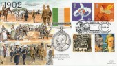 1999 Travellers' Tale Boer War Joint Services Charities Consortium Official FDC