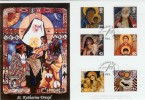 2005 Christmas St. Katherine Drexel GBcovers Official FDC