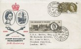 1965 Parliament, Illustrated FDC, House of Commons SW1 cds