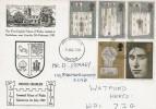 1969 Prince of Wales Investiture, Nettleham FDC, Lincoln  FDI