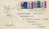 1964 Forth Road Bridge, Illustrated FDC, Battersea SW11 Cancel
