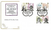 2007 Abolition of Slavery, Cotswold Official FDC, The Abolition of the Slave Trade High Street Hull H/S