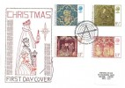 1976 Christmas, Historic Relics FDC, First Day of Issue Bethlehem H/S