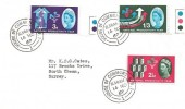 1962 National Productivity, Plain FDC, House of Commons SW1 cds