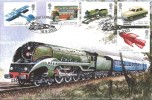 2003 Transports of Delight, GBCovers GB80 Official FDC, The Orient Express Orient Way London E5 H/S