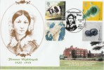 1999 Patients' Tale GBFDC GB21 Official FDC