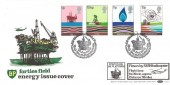 1978 Energy, Benham BOCS 1 Official BP FDC, West Sole Field BP Contribution to Britain's Energy Hull North Humberside H/S