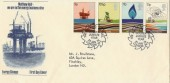 1978 Energy Matthew Hall Special FDC