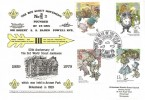 1979 Year of the Child, Dawn Official FDC, Cub Country Year Birkenhead H/S