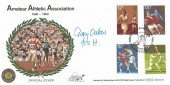 1980 Sporting Anniversaries, Benham BOCS 23 Official FDC, 100th Anniversary of the Amateur Athletics Association Crystal Palace H/S, signed by Gary Oakes