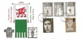 1969 Prince of Wales Investiture, Illustrated FDC, London EC FDI
