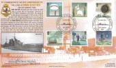 2007 World of Inventors, Royal Naval Cover Group Official HMS Exeter FDC, 60th Anniversary of the Loss of HMS Exeter British Forces 2969 Postal Services H/S, Signed