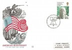 1976 American Bicentenary, Benham Engraved FDC, First Day of Issue Philatelic Bureau H/S