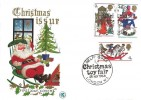 1968 Christmas, Wessex FDC, Selfridges Christmas Toy Fair London W1 H/S