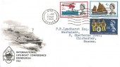 1963 Lifeboat Conference, BPA / PTS FDC, Rye Sussex cancel