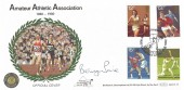 1980 Sporting Anniversaries, Benham BOCS 23 Official FDC, Amatuer Athletic Association Crystal Palace H/S, signed Berwyn Price Hurdler