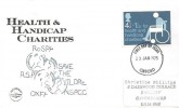 1975 Charity, Philcovers FDC, Oxford FDI