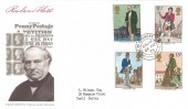 1979 Sir Rowland Hill, Post Office FDC, House of Commons SW1 cds