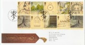2004 Lord of the Rings Royal Mail FDC