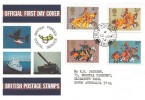 1974 Great Britons, British Forces Postal Service FDC, Field Post Office 385 cds