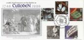 1996 Cinema Battle of Culloden Bradbury Official FDC