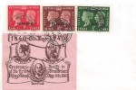 1940 Postage Stamp Centenary, Illustrated FDC, Tangier Overprint, British Post Office Tangier cds