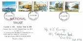 1981 National Trust, Exeter FDC, Exeter District FDI