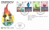 1978 Energy BP Chemicals Ltd Special FDC, First Day of Issue Philatelic Bureau H/S