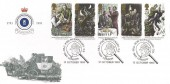 1993 Sherlock Holmes, Post Office Investigation Department (POID) Official FDC. 1793 - 1993 POID Centenary London EC H/S