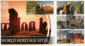 2005 World Heritage Sites Steven Scott Official FDC