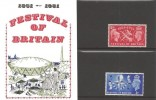 1951 Festival of Britain Privately Produced Presentation Pack.