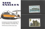 1978 Air Anglia Introduction of the Fokker F.28 Fellowship into Full Time service Private Presentation Pack