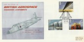 1983 Engineering British Aerospace Hawker Harrier S.Petty Official FDC