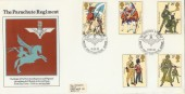 1983 British Army Parachute Regiment Official FDC