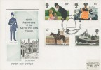 1979 Police, Historic Relics FDC, First Day of Issue London SW H/S