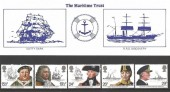 1982 Maritime Heritage, Havering Private Presentation Pack