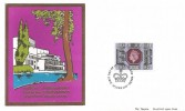 1977 Silver Jubilee 9p, Tiatsa Philatelic FDC, First Day of Issue Windsor H/S